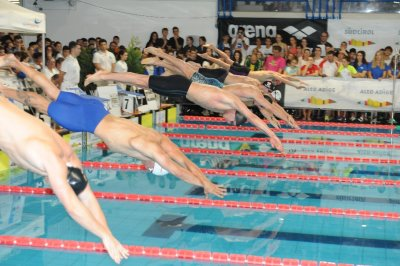 Thomas Ceccon excels at the Swimmeeting South Tyrol